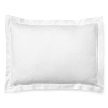 "Ralph Lauren - Bedford Jacquard Decorative Pillow, 12"" x 16"""