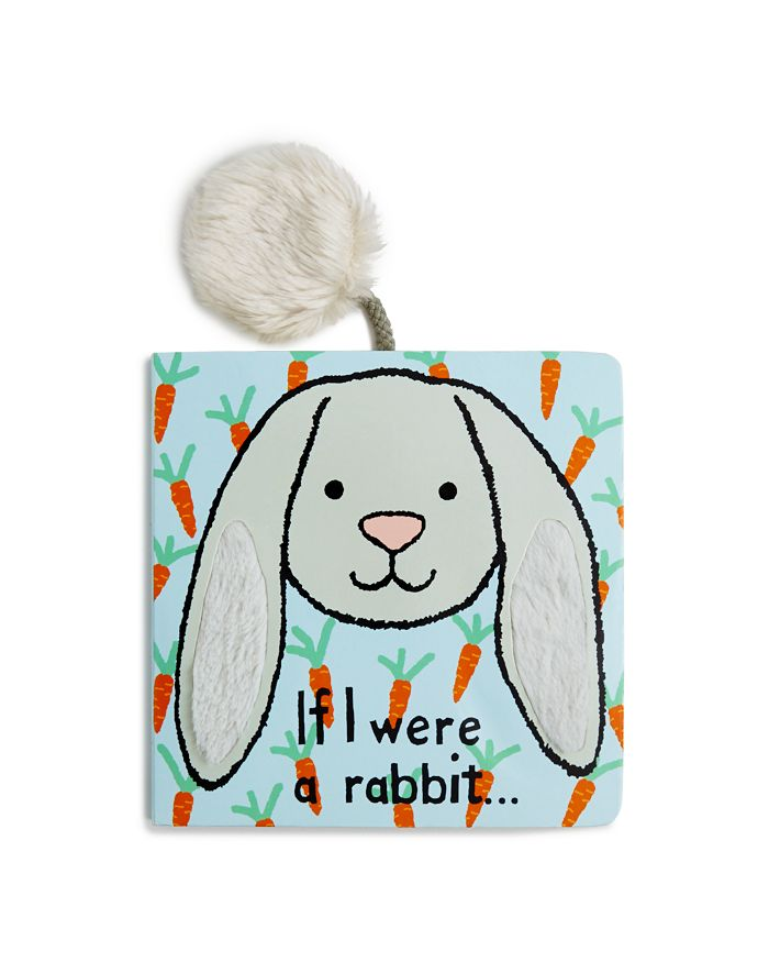 Jellycat - If I Were a Rabbit Book - Ages 0+
