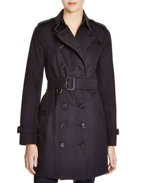 HERITAGE SANDRINGHAM MID-LENGTH TRENCH COAT