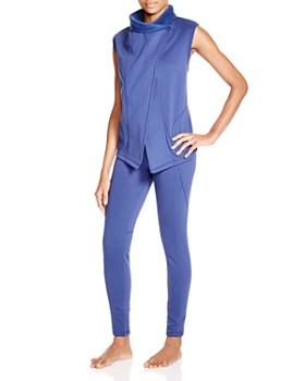 UGG® - Roz Asymmetrical Jersey Vest
