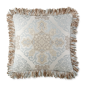Waterford Jonet Embroidered Decorative Pillow, 18 x 18