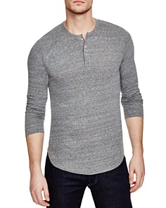 Goodlife Long Sleeve Henley - Bloomingdale's_0