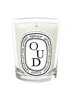 Diptyque Oud Palao Candle - Bloomingdale's_0