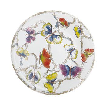 Michael Aram - Butterfly Ginkgo Salad Plate