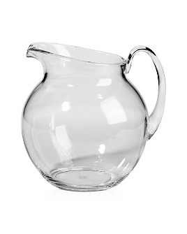 Merritt - Jewel 3-Quart Acrylic Pitcher, Clear