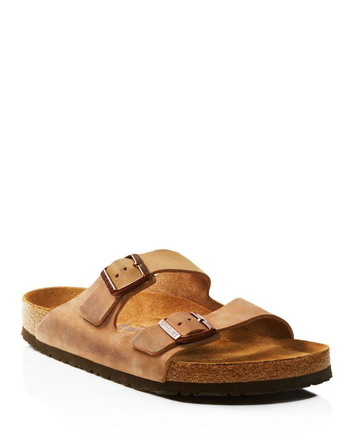 Birkenstock - Men's Arizona Oiled Leather Sandals