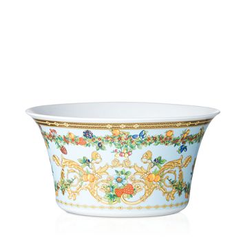 Versace - Butterfly Garden Medium Open Vegetable Bowl