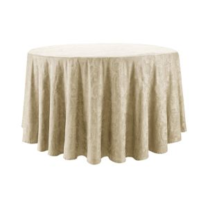 Waterford Camille Tablecloth, 90 Round