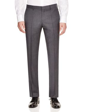 Boss Hugo Boss Genesis Contemporary Slim Fit Dress Pants