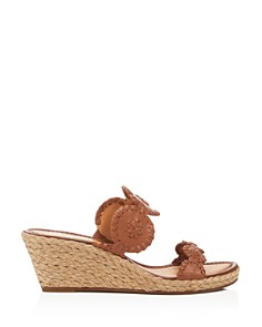 Jack Rogers - Women's Shelby Espadrille Wedge Slide Sandals