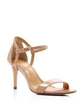 88d0767c288 MICHAEL Michael Kors - Women s Simone Ankle Strap High-Heel Sandals ...
