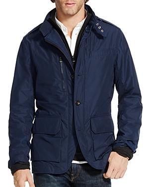 Polo Ralph Lauren Nylon Military Sport Coat
