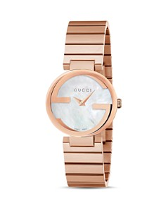 Gucci - Interlocking Watch, 29mm