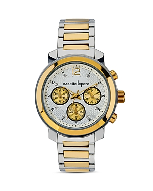 Nanette Lepore Olivia Chronograph Watch, 39mm