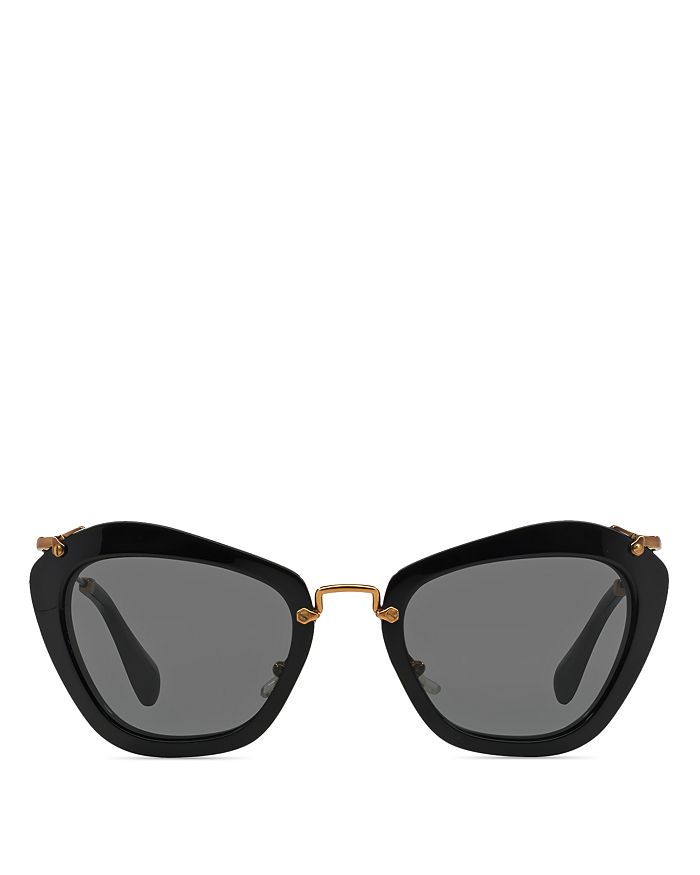 01e6a158c3b Miu Miu - Women s Oversized Cat Eye Sunglasses