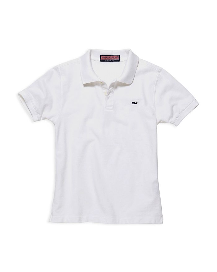 Vineyard Vines - Boys' Classic Piqué Polo Shirt - Little Kid, Big Kid
