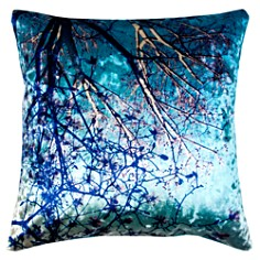 Madura Crystal Tree Decorative Pillow and Insert - Bloomingdale's_0