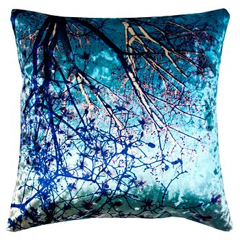 Madura - Crystal Tree Decorative Pillow and Insert
