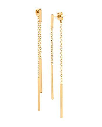 Gorjana - Mave Double Drop Earrings