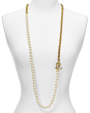 kate spade new york Anchors Away Necklace, 46