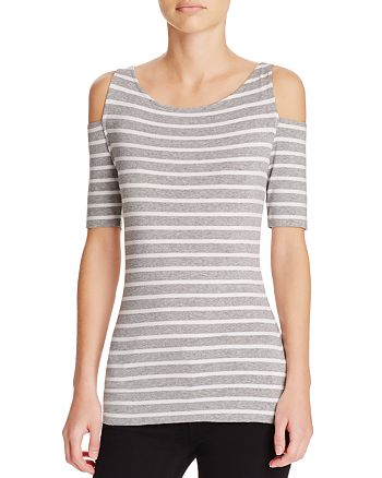 Bailey 44 - Striped Denueve Top