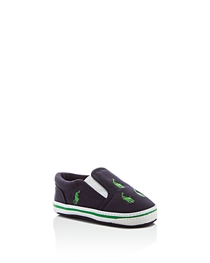Ralph Lauren Childrenswear Boys Bal Harbour Slip On Shoes  Baby