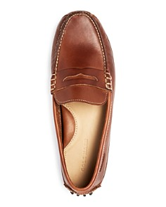 Cole Haan - Grant Canoe Penny Loafers