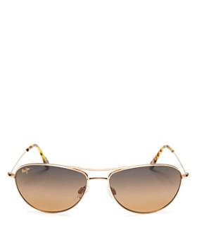 Maui Jim - Women's Baby Beach Sunglasses, 56mm