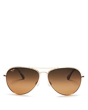 Women's Mavericks Polarized Aviator Sunglasses