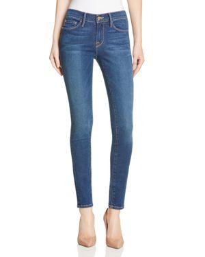 Frame Le Skinny De Jeanne Jeans in Columbia Road