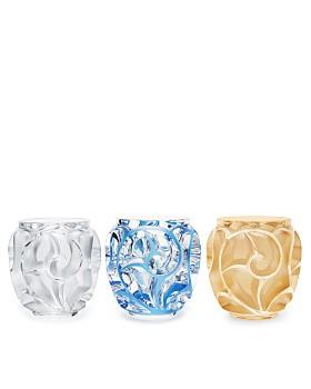 Lalique - Tourbillions Vase Collection