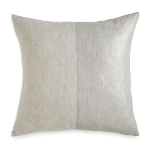 Dkny Mode Metallic Printed Decorative Pillow, 18 x 18