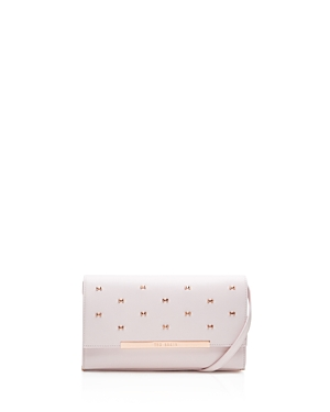 Ted Baker Bow Detail Soft Clutch