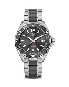 TAG Heuer Formula 1 Calibre 5 Watch, 43mm - Bloomingdale's_0