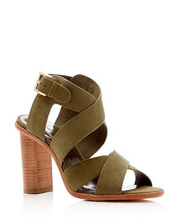 Joie - Women's Avery Criss Cross High-Heel Sandals