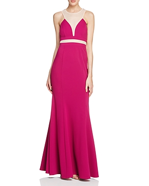 Decode 1.8 Illusion Detail Gown