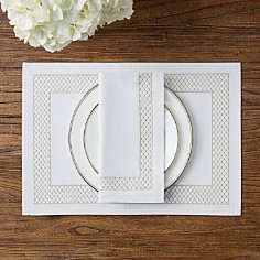 Waterford Netta Table Linens - Bloomingdale's_0