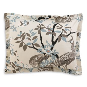 DwellStudio - Peacock Standard Sham Set