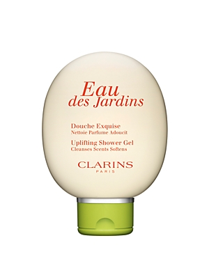 Clarins Eau Des Jardin Uplifiting Shower Gel