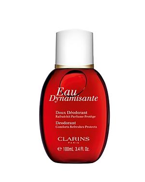 clarins female clarins eau dynamisante deodorant
