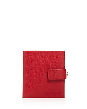 Longchamp - Le Foulonne French Wallet