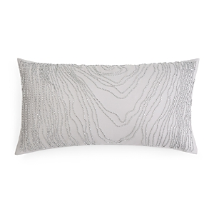 Oake Agate Beaded Decorative Pillow, 12 x 22 - 100% Exclusive