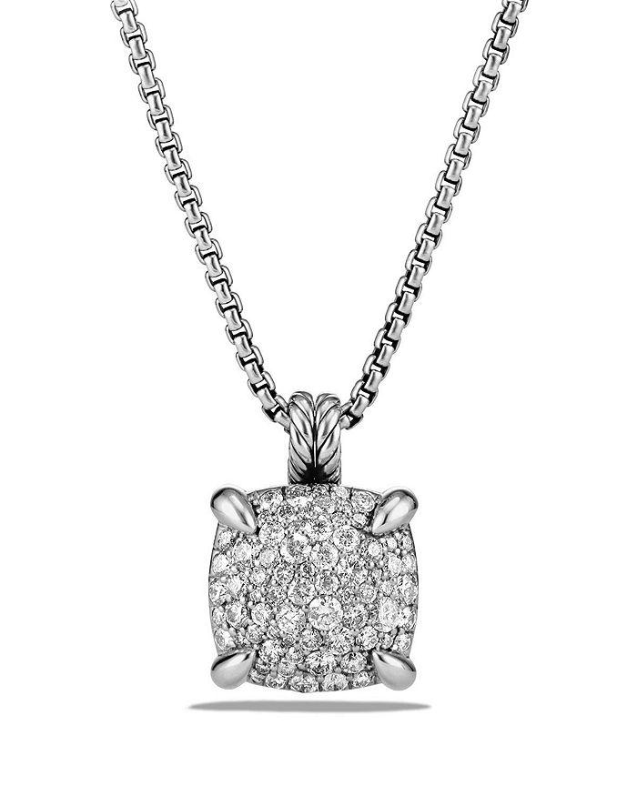 David Yurman - Châtelaine Necklace with Diamonds
