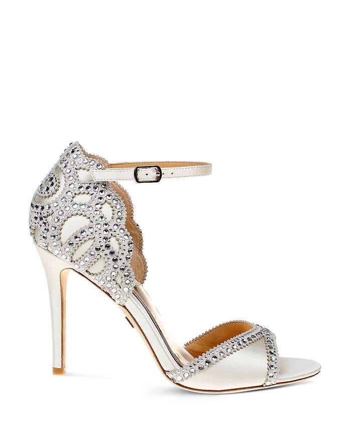 e613ebda35f1a Badgley Mischka - Women s Roxy Vintage High-Heel Sandals