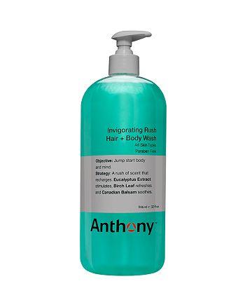 Anthony - Invigorating Rush Hair & Body Wash