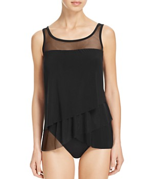 Miraclesuit - Mirage Tankini Top & Basic Tankini Bottom