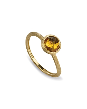 Marco Bicego Citrine Stackable Jaipur Ring-Jewelry & Accessories