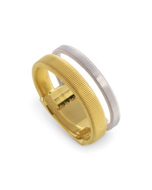 Marco Bicego 18K Yellow & White Gold Goa Ring