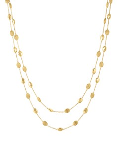 """Marco Bicego 18K Yellow Gold Siviglia Necklace, 36"""" - 100% Exclusive - Bloomingdale's_0"""