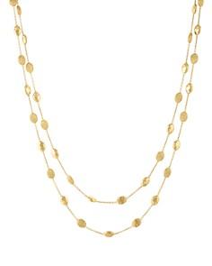 "Marco Bicego - 18K Yellow Gold Siviglia Necklace, 36"" - 100% Exclusive"